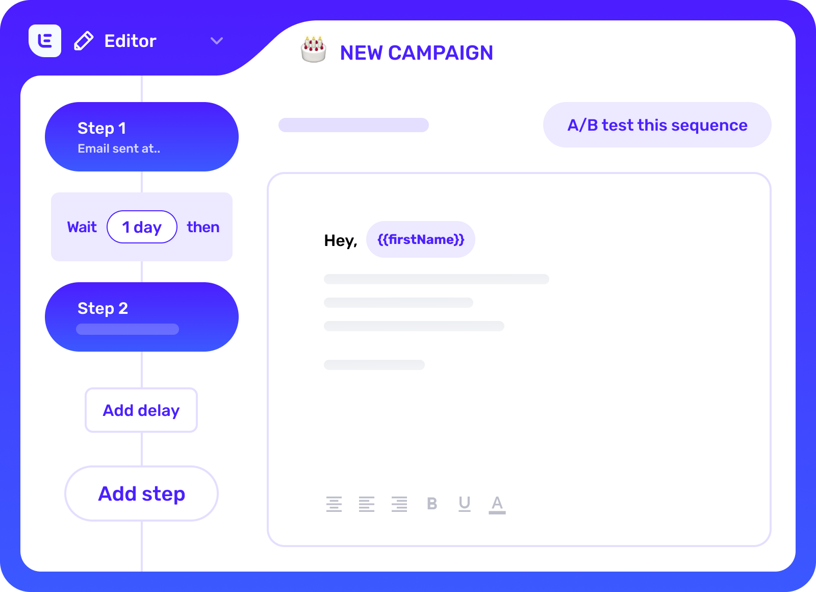 cold email automation