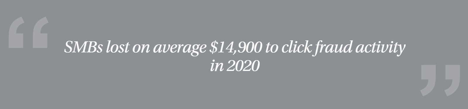 click fraud in 2020