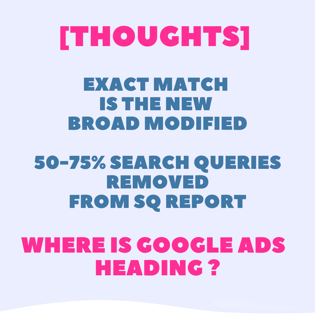 What's the future for Google Ads ?