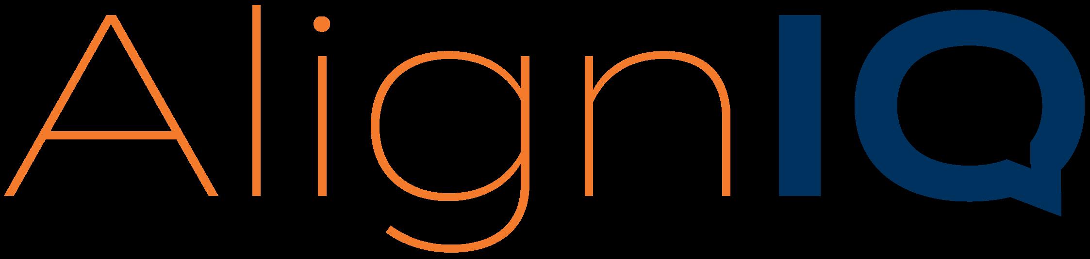 AlignIQ Logo