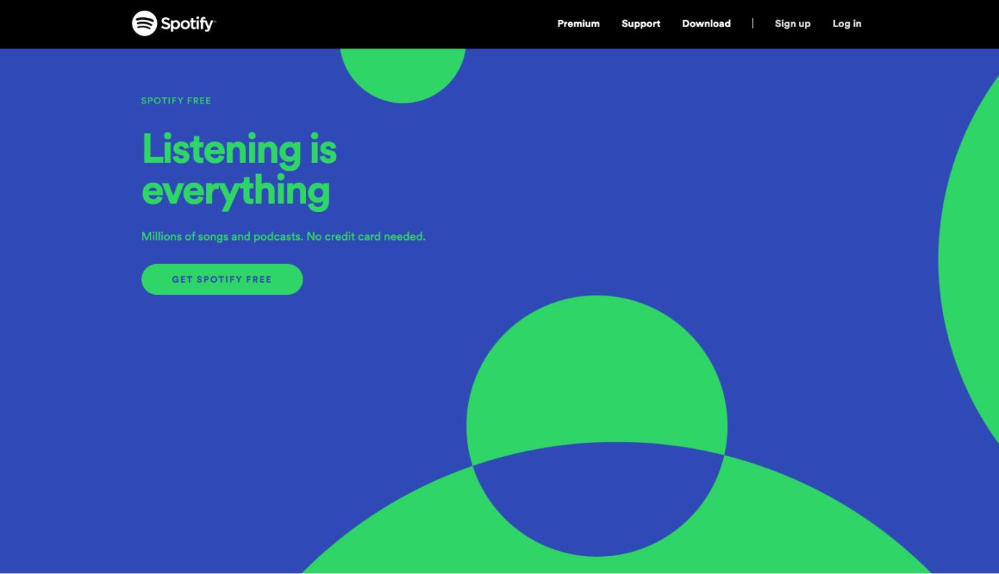 Purposeful web design achieved through a clear CTA