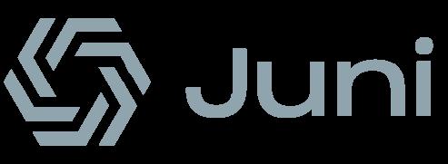 Juni customer logo