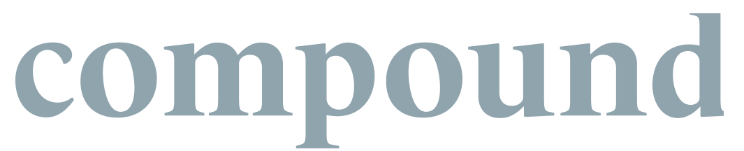Compound customer logo