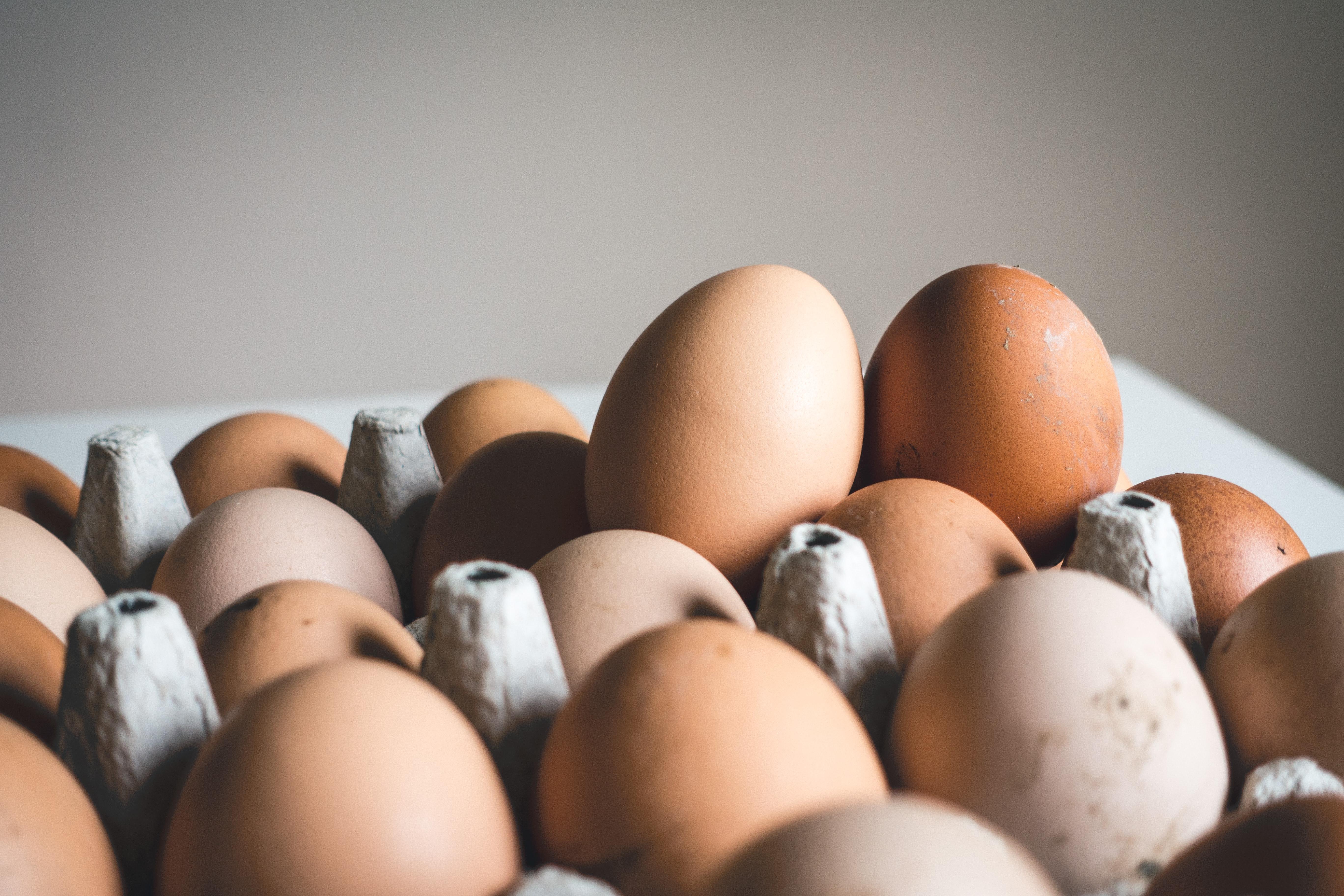 Decoding egg labels