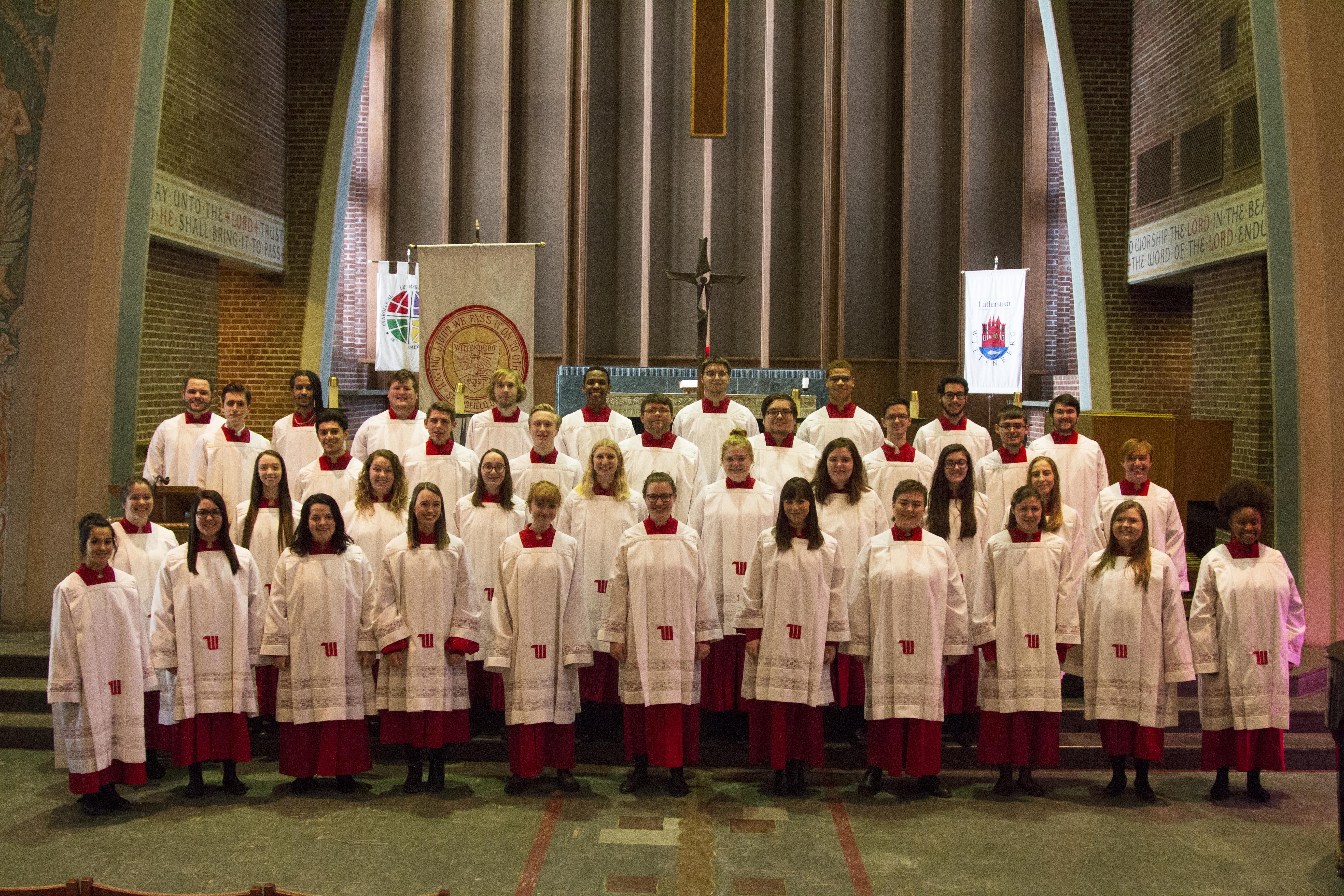 Wittenberg University Choir