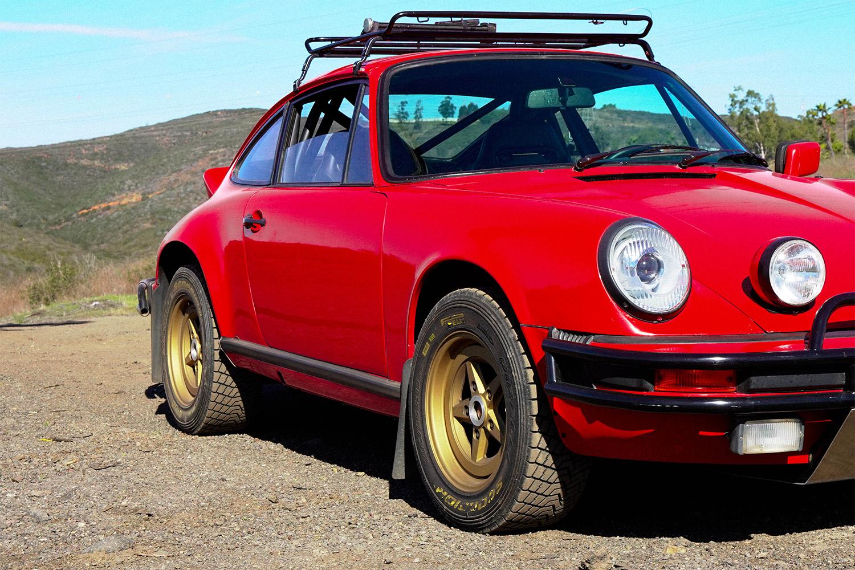 1978 911SC Safari