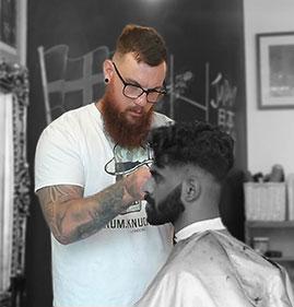 Lee - Richard Haven Barbers Eastbourne