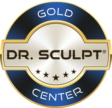 Dr Sculpt Seal gold center