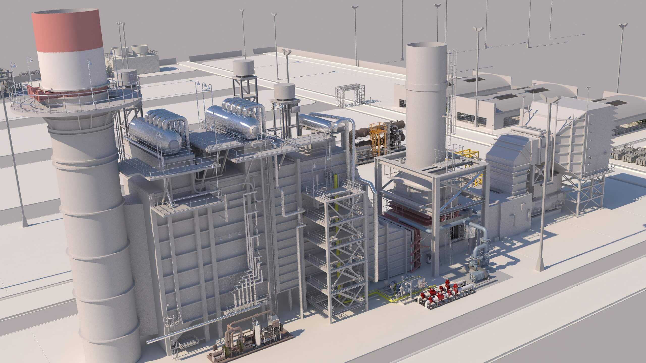 Combined Cycle Plants