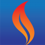 Flame Icon Forney