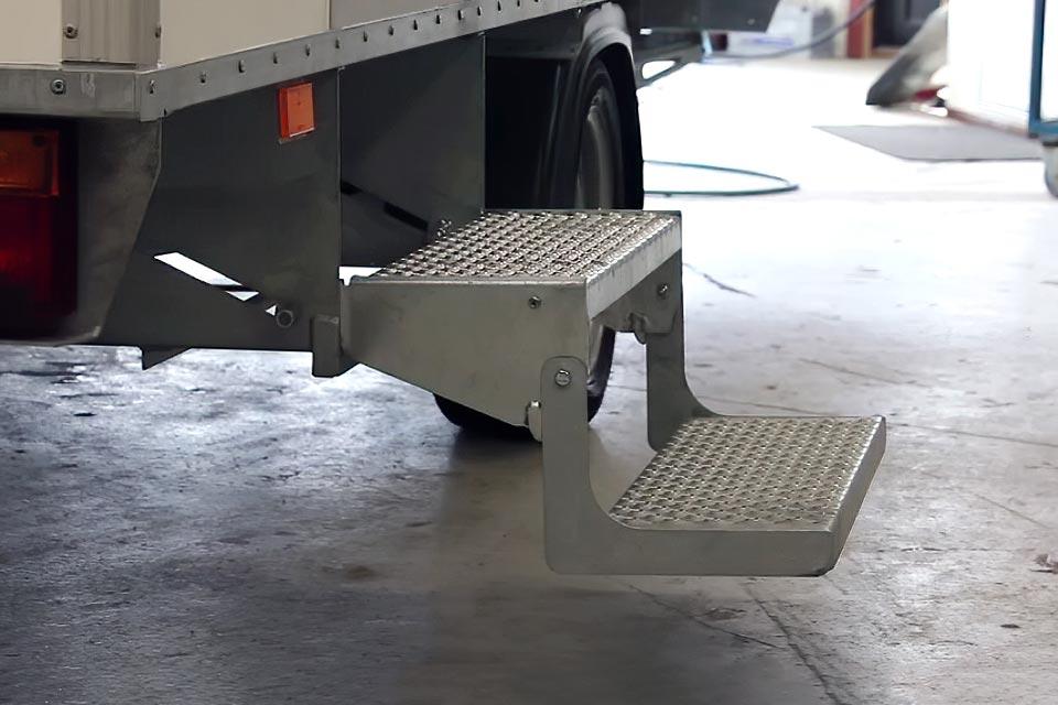 Foldetrapper