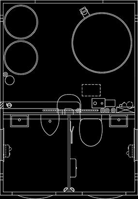 Toilethus standard