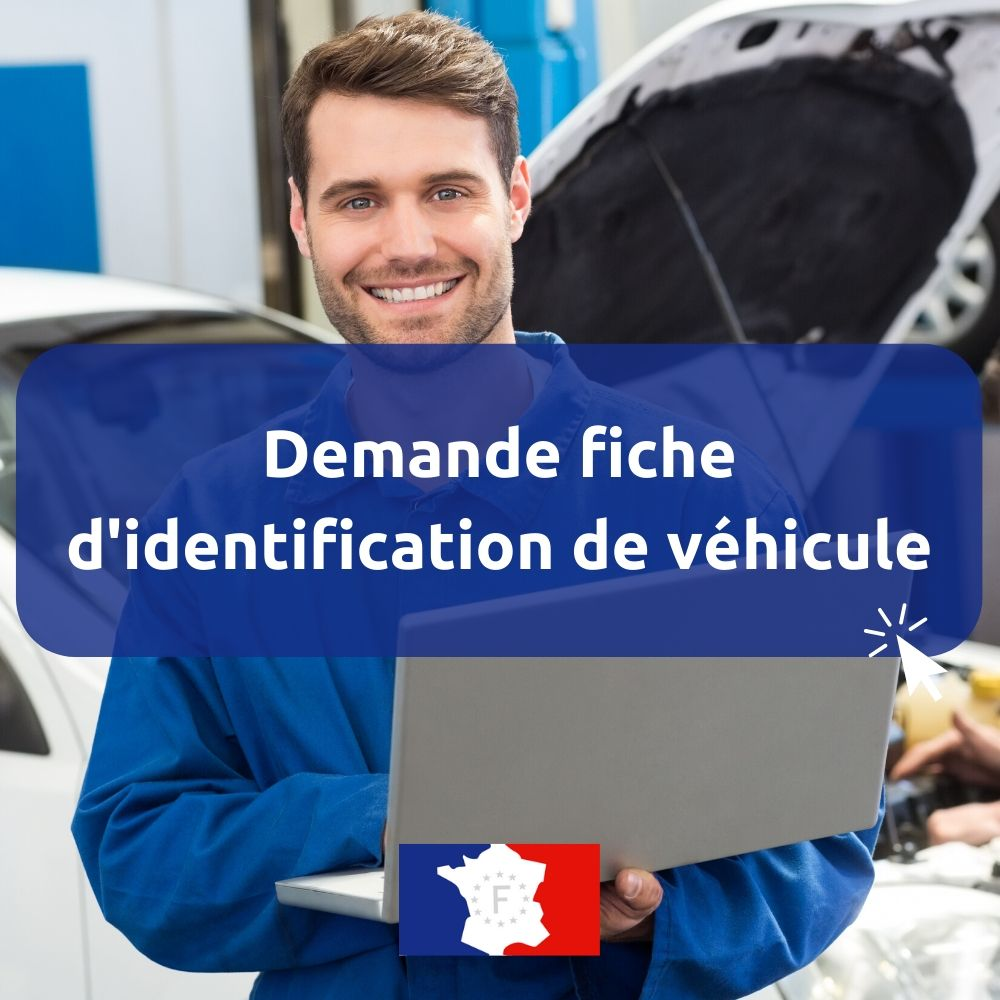 fiche identification de véhicule