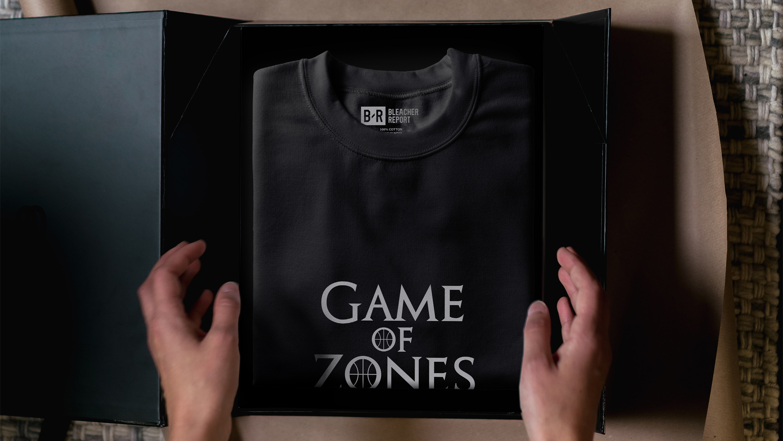Game of Zones Merch for Bleacher Report