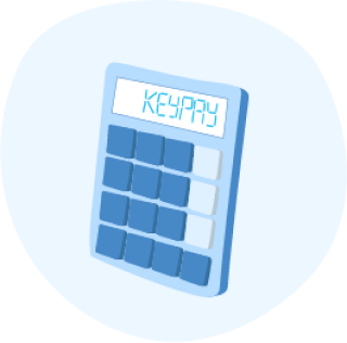 Accounting calculator icon
