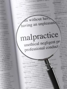 Legal Malpractice Attorney