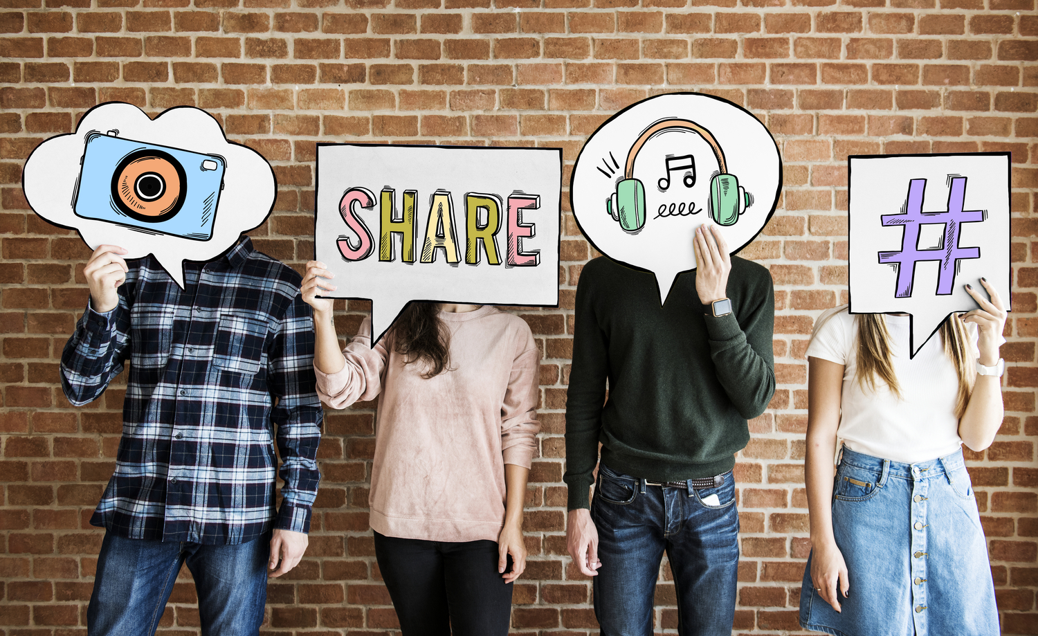 Social media advertising Audience - Microswift