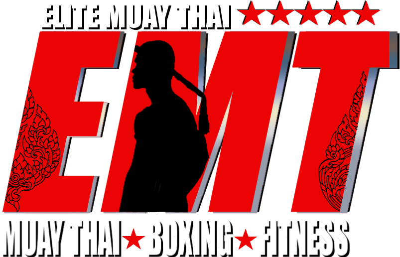 elite muay thai logo