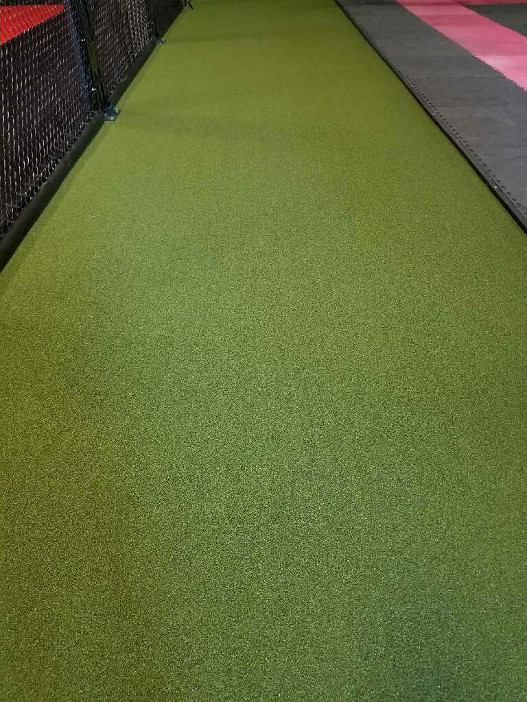 green astroturf