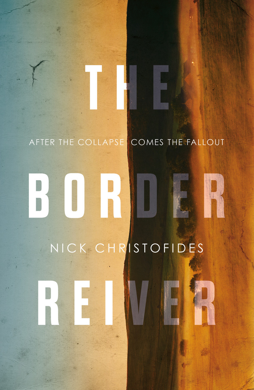 The Border Reiver by Nick Christofides