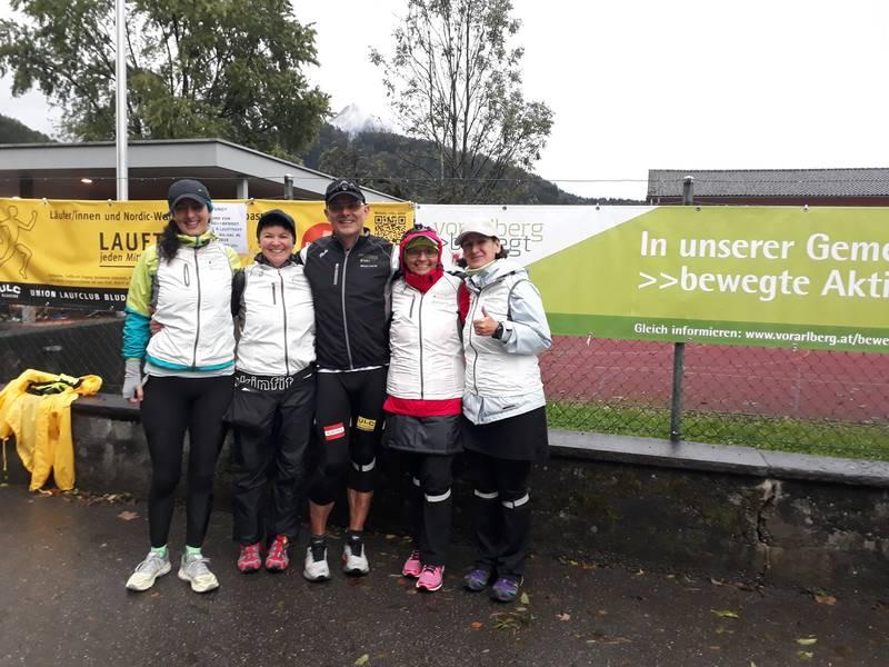 Trainerteam in Bludenz