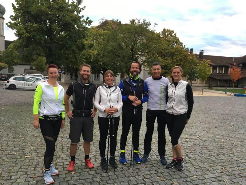Trainerteam in Rankweil