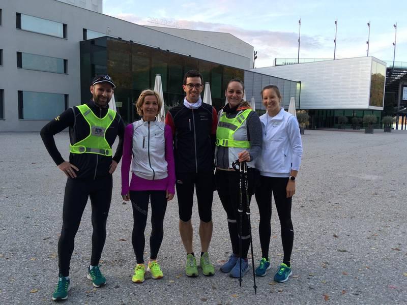 Trainerteam in Bregenz