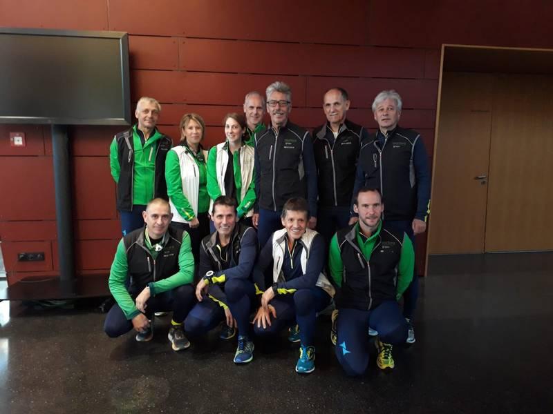 Trainerteam in Altach