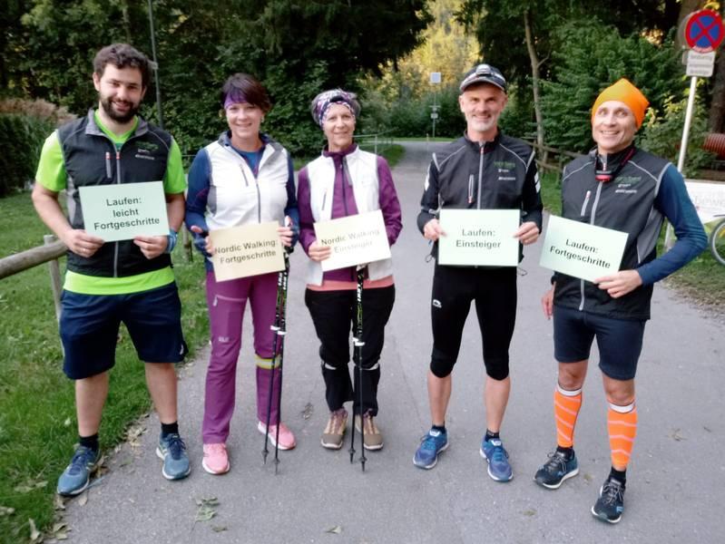 Trainerteam in Wolfurt