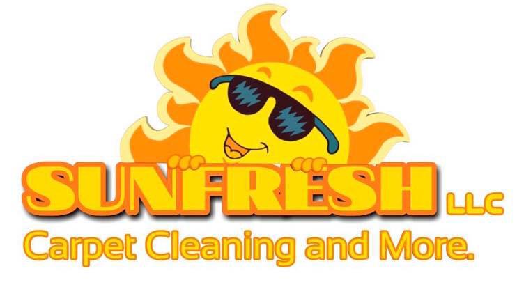 Sunfresh Carpet Cleaning Logo