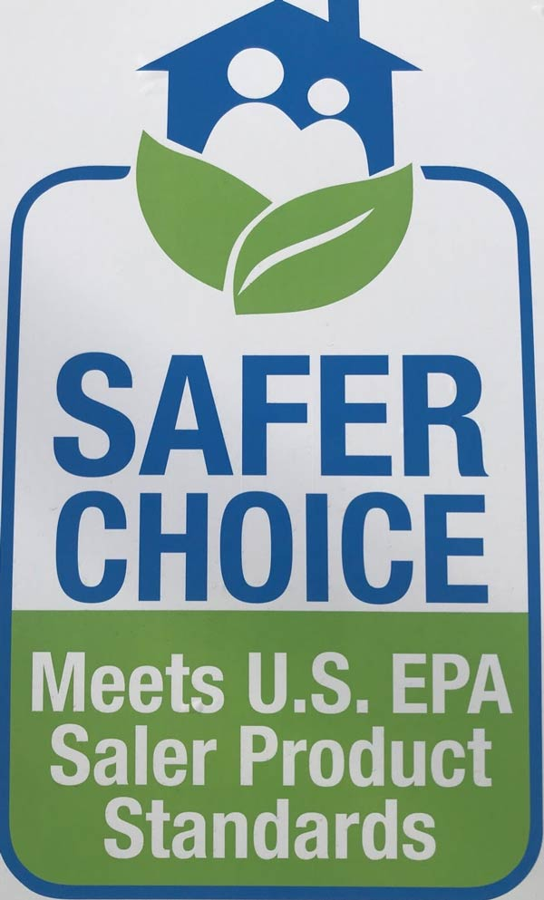 Our products meet the U.S. EPA Saler Product Standards