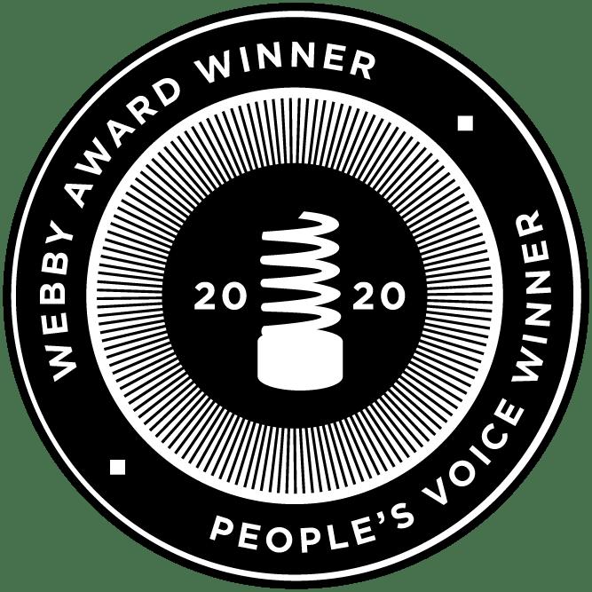 Webby award winning project management software