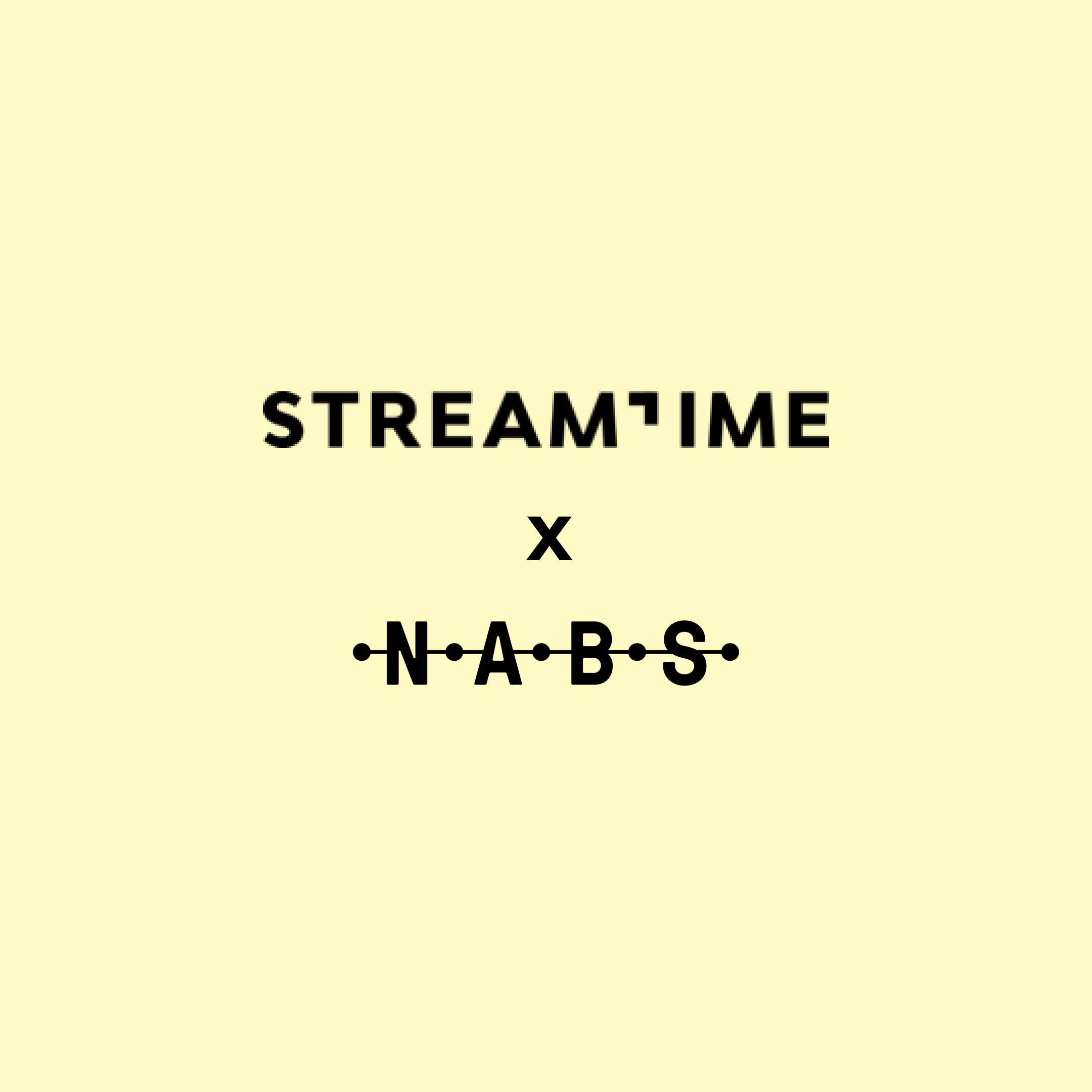 Streamtime supports NABS