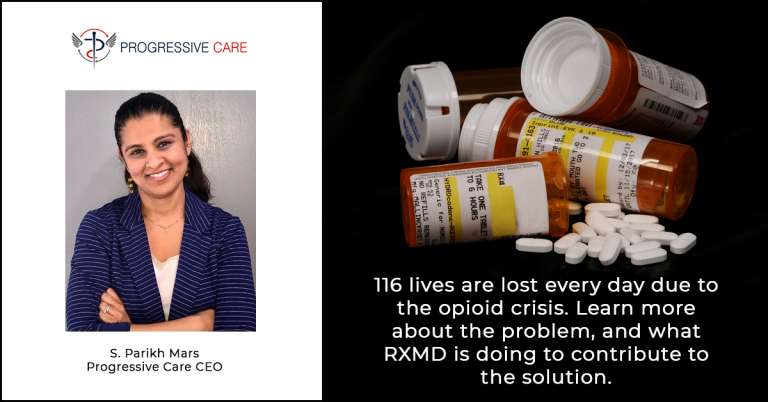116 lives are lost every day due to the opioid crisis