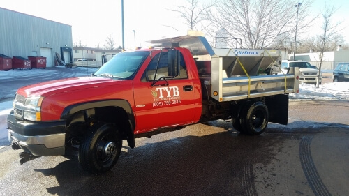 The Yard Barbers Truck