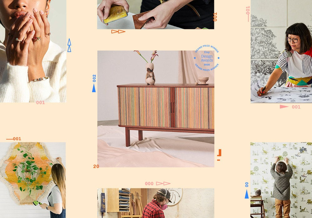 Join the Etsy Design Awards for chance to win $20.000