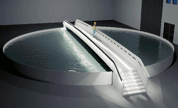 Walk-Way-Bridges - Highcomp AS