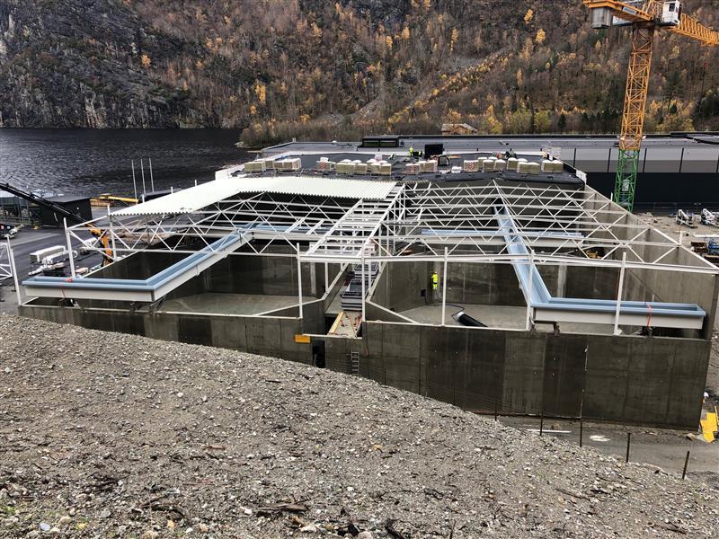 HighComp LESS-STRESS™ bridge to Tytlandsvik Aqua