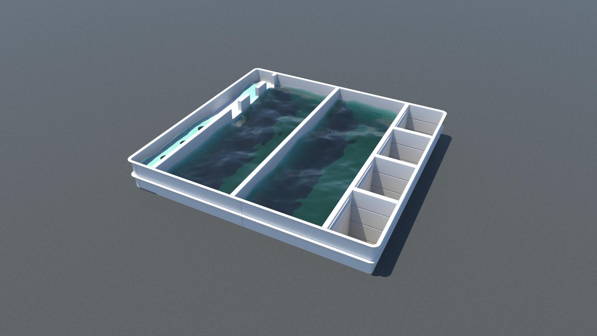 HighComp Water Treatment Tank