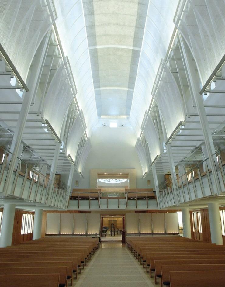 US Naval Academy Jewish Chapel