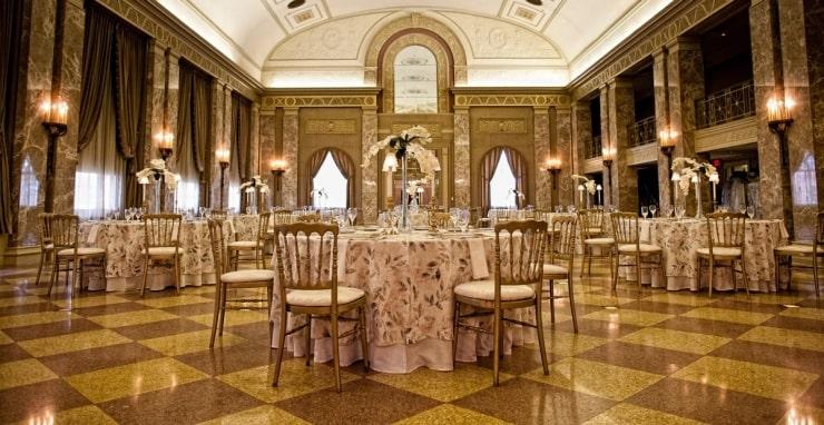 Coronado Hotel Ballroom