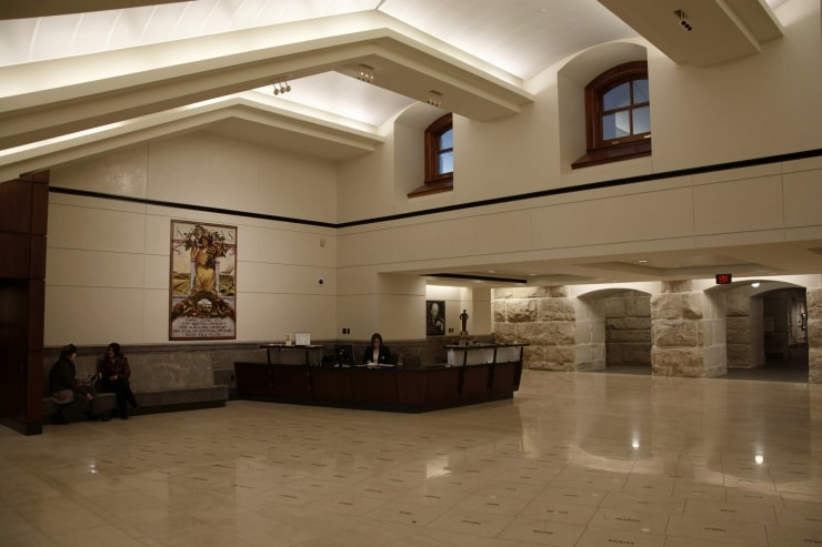 Kansas Statehouse Visitor Center