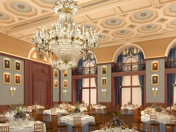 Union League of Philadelphia | Main Kitchen & Lincoln Ballroom Renovations
