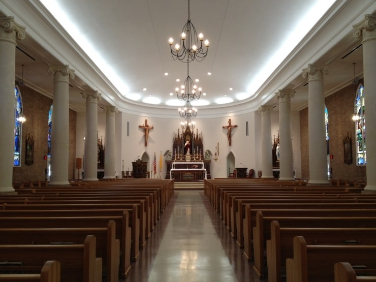 St. Joseph Catholic Church Renovation