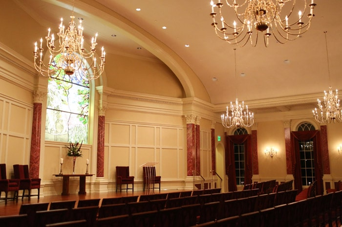 Christopher Newport University Chapel