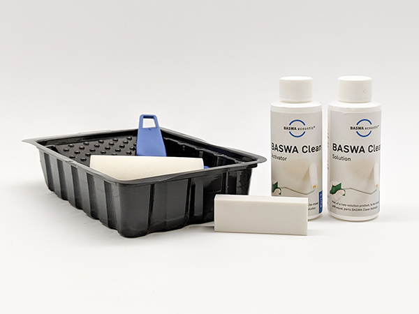 Introducing the BASWA Cleaning Kit