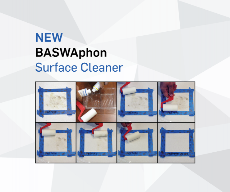 Introducing BASWA Phon Surface Cleaner