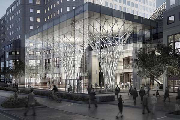 Highlighted Project - World Financial Center, Brookfield Place