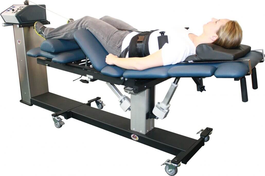 Advanced Corrective Chiropractic spinal decompression