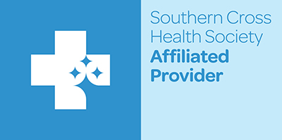 Southern Cross Health Society Affiliated provider varicose veins